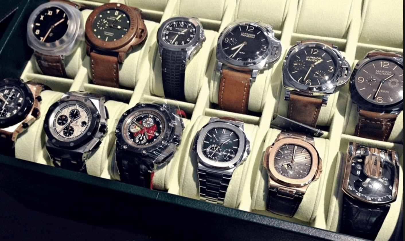 Who makes the best replica watches - Faking It Fake Or Replica Watches Are A Huge Problem For The Industry