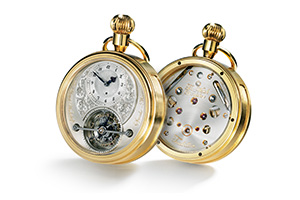 The Foundation Pocket Watch that influenced Speake-Marin