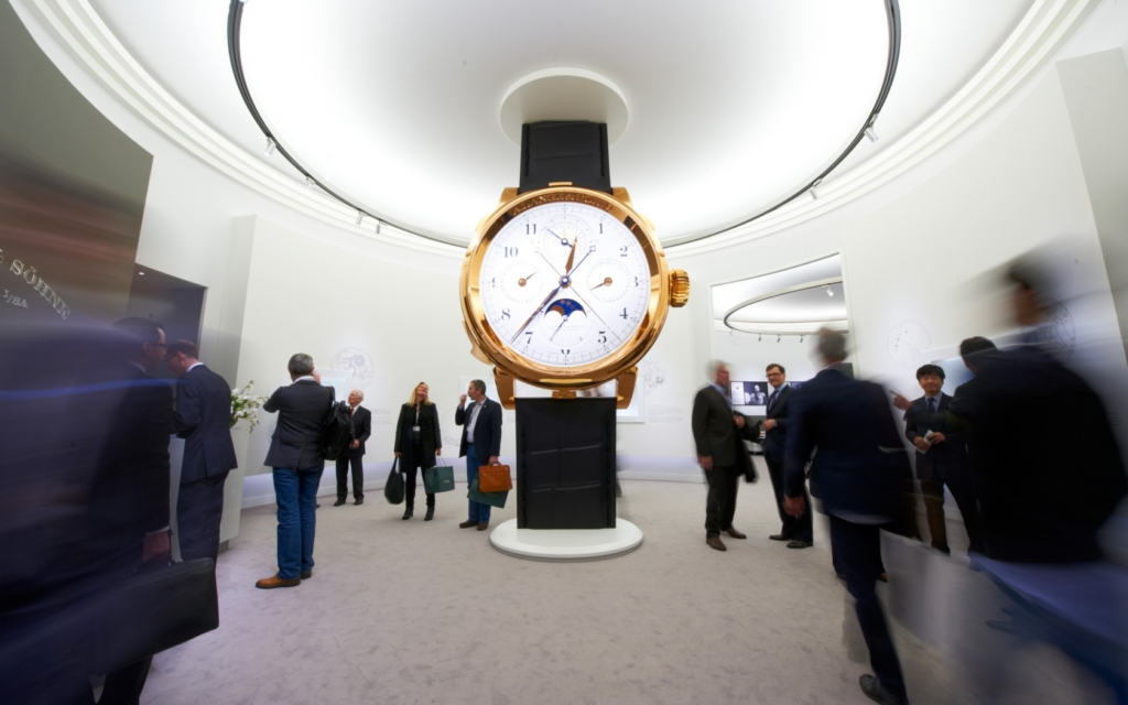 A. Lange & Sohn at SIHH
