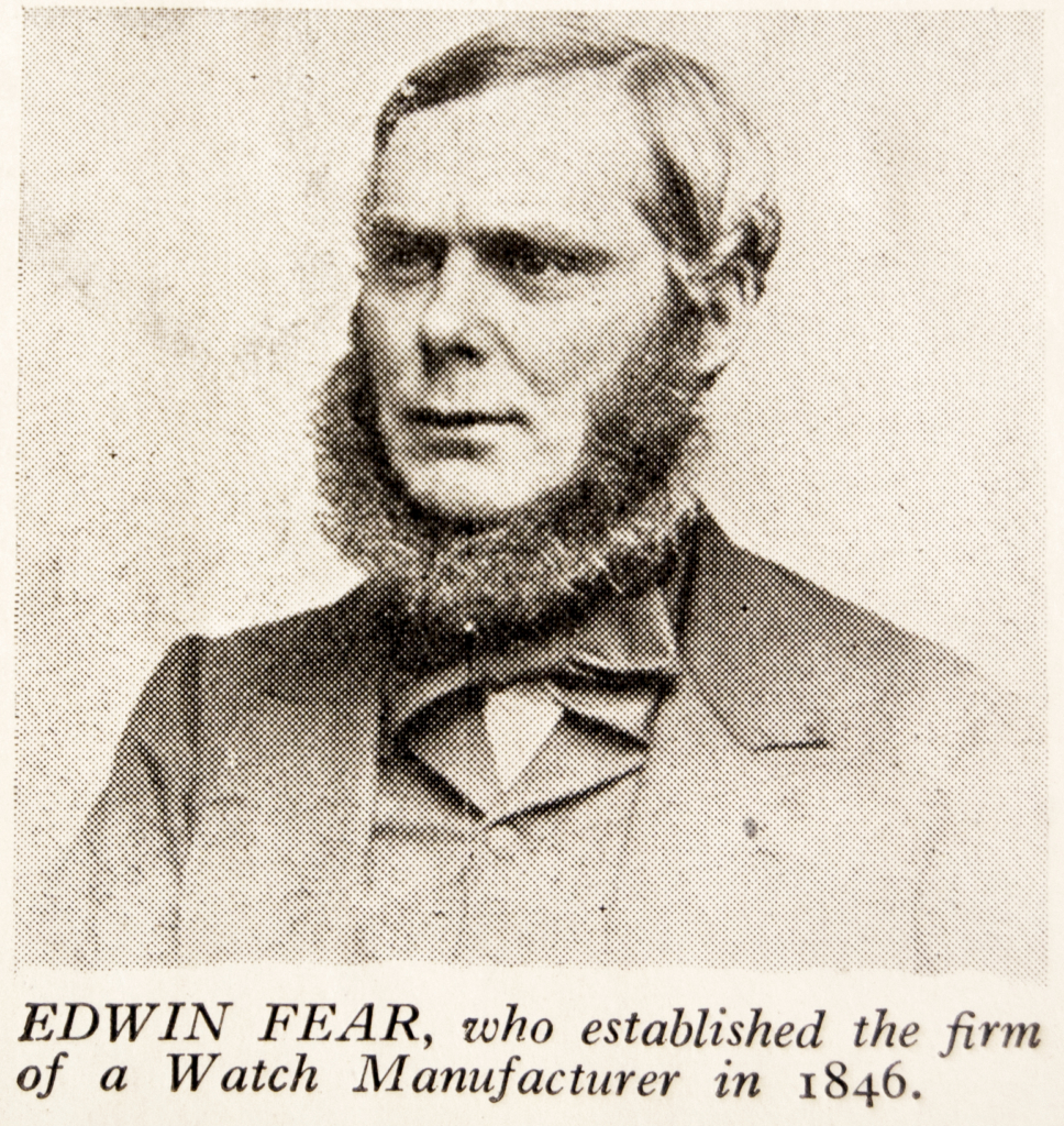 Edwin Fears founded the original company