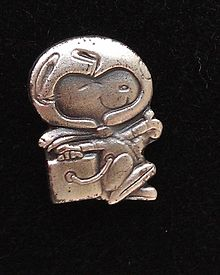 Silver Snoopy Award Credit: NASA