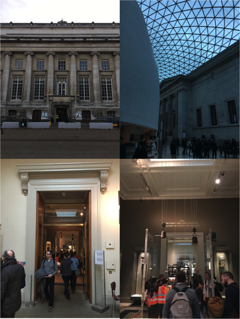 We love the British Museum