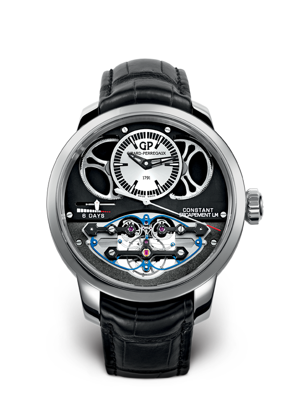 The Girard-Perregaux Constant Escapement Watch